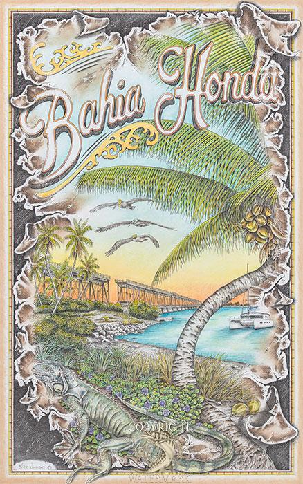 Bahia Basking